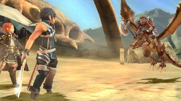 Novo Fire Emblem é candidato a jogo do ano no 3DS (Foto: Divulgação)
