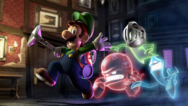 """O """"Ano do Luigi"""" começou com a sua maior aventura (Foto: Divulgação)"""