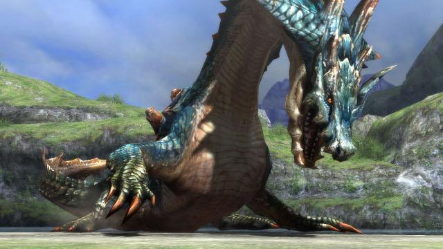 As versões para 3DS e Wii U de MH3U têm o mesmo conteúdo (Foto: Divulgação)