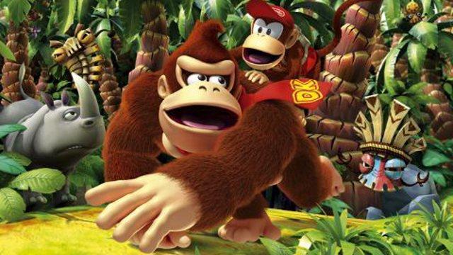 Donkey Kong está em casa nesta aventura para o 3DS (Foto: Divulgação)