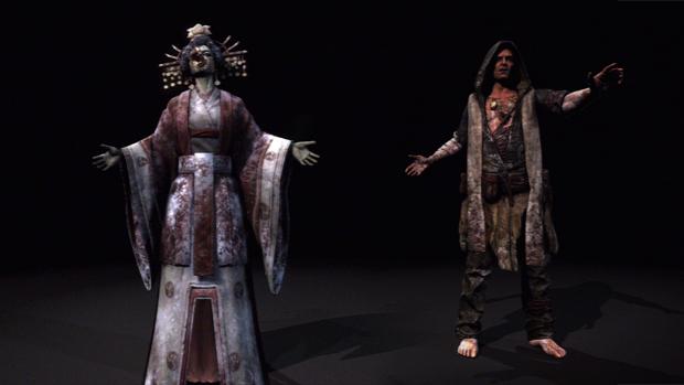 A Rainha do Sol e Mathias são os principais vilões de TR. (Foto: Montagem)