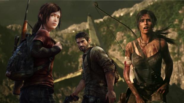 Ellie, Joel e Lara protagonizaram dois dos principais jogos de 2013. (Foto: Montagem)