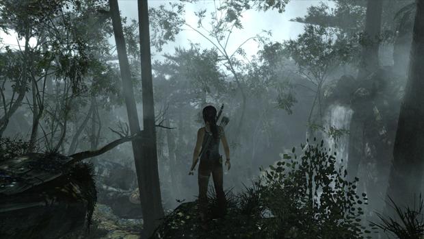 Florestas, tumbas e favelas exploram potencial gráfico de TR. (Foto: Divulgação)