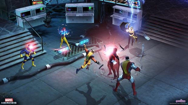 Em Marvel Heroes lembre-se de trocar de personagem (Foto: Divulgação) (Foto: Em Marvel Heroes lembre-se de trocar de personagem (Foto: Divulgação))