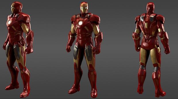 O Homem de Ferro é o herói mais caro e mais raro do jogo (Foto: Divulgação) (Foto: O Homem de Ferro é o herói mais caro e mais raro do jogo (Foto: Divulgação))
