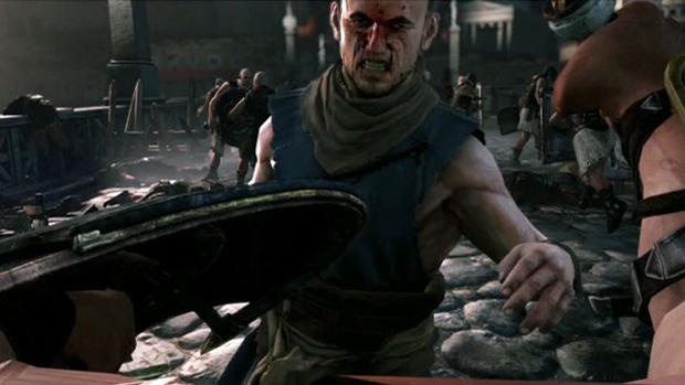 Ryse: Son of Rome evoluiu muito desde sua concepção em 1ª pessoa no Xbox 360 (Foto: gematsu.com) (Foto: Ryse: Son of Rome evoluiu muito desde sua concepção em 1ª pessoa no Xbox 360 (Foto: gematsu.com))