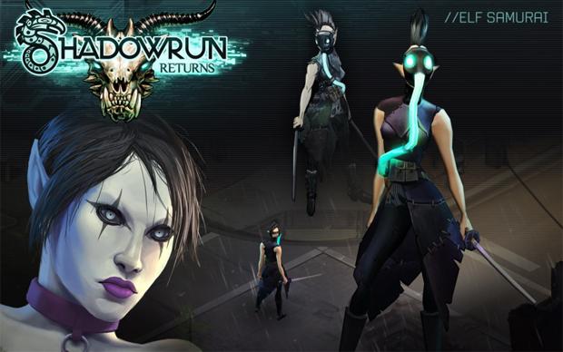 Shadowrun Returns vai ser lançado nesta semana e já tem desconto (Foto: Divulgação)
