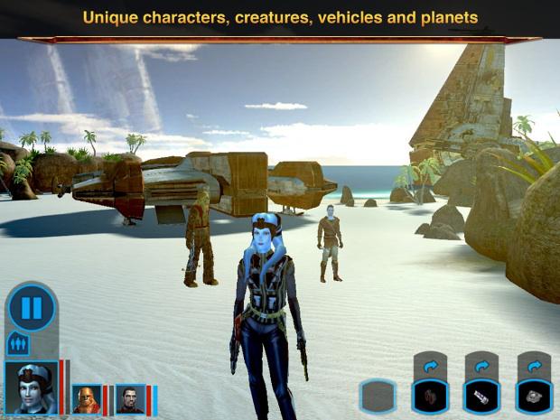 """Vastos ambientes deixam o game """"pesado"""" (Foto: Divulgação)"""