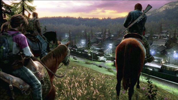 The Last of Us traz gráficos detalhados. (Foto: Reprodução)