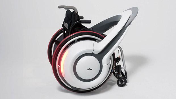 A cadeira de rodas elétrica Whill Type A (Foto: Divulgação)