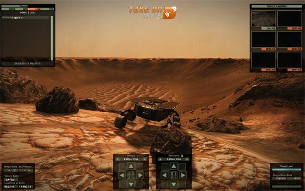 Take On Mars (Foto: Divulgação)