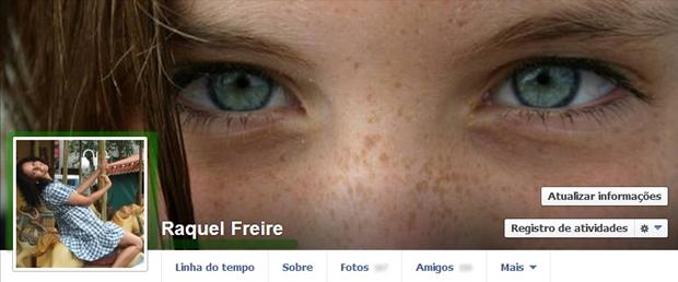 Capa de facebook editada no Photoscape (Foto: Reprodução/Raquel Freire)