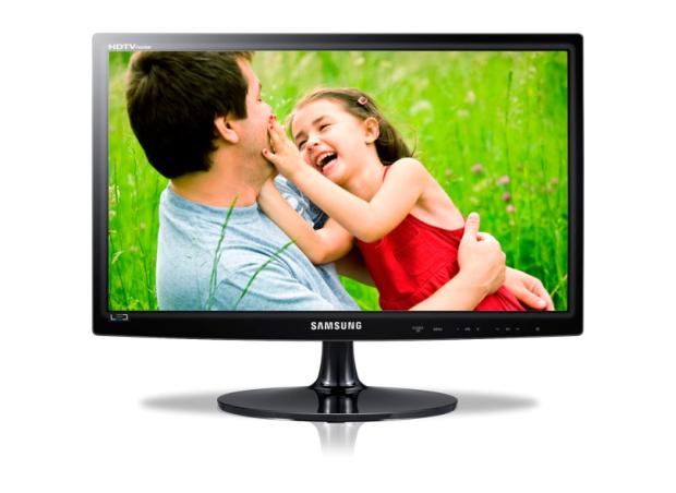 TV monitor Samsung com tela de 21,5 polegadas (Foto: Reprodução) (Foto: TV monitor Samsung com tela de 21,5 polegadas (Foto: Reprodução))