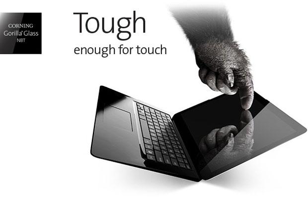 Notebooks com tela sensível ao toque são os mais expostos a riscos (Foto: Divulgação)
