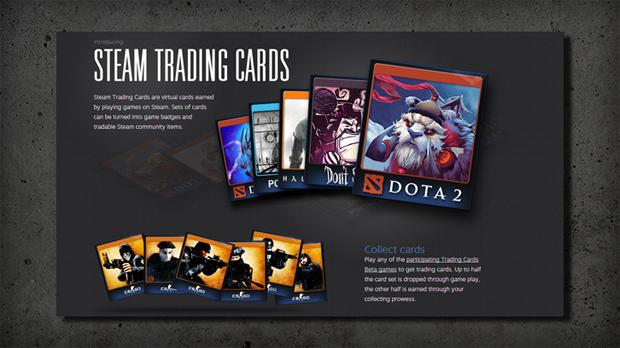 Conheça o sistema do Steam Trading Cards (Foto: Divulgação)