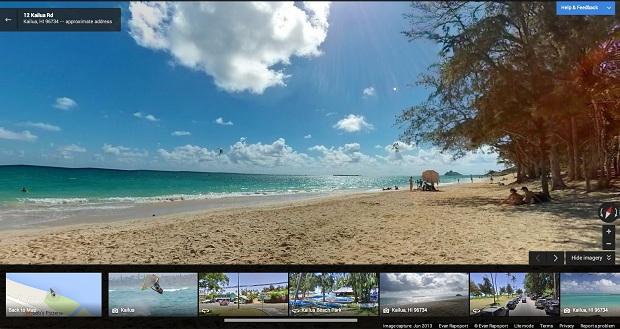 """Com o """"Views"""" é possível compartilhar fotos panorâmicas feitas em smartphones Android 4.2 (Foto: Reprodução/Google)"""