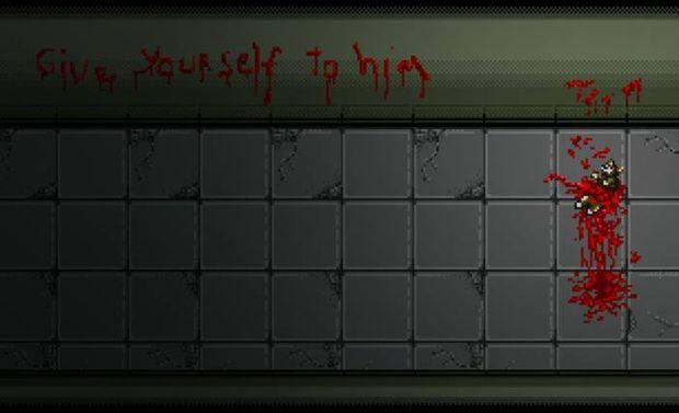Killing Moon, da JoyMasher, faz terror com poucos bits (Foto: Divulgação)