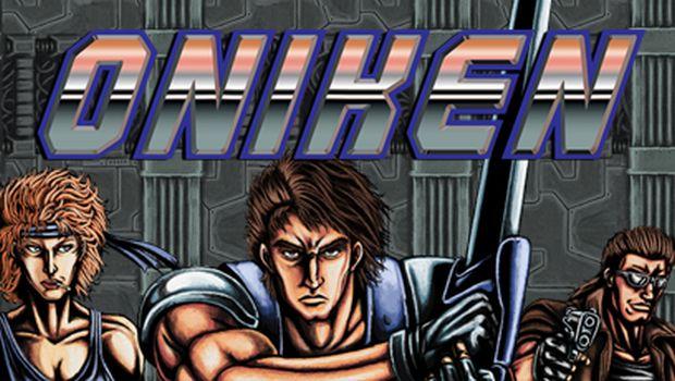 Oniken é um game tipo demake, o contrário de um remake (Foto: Divulgação)