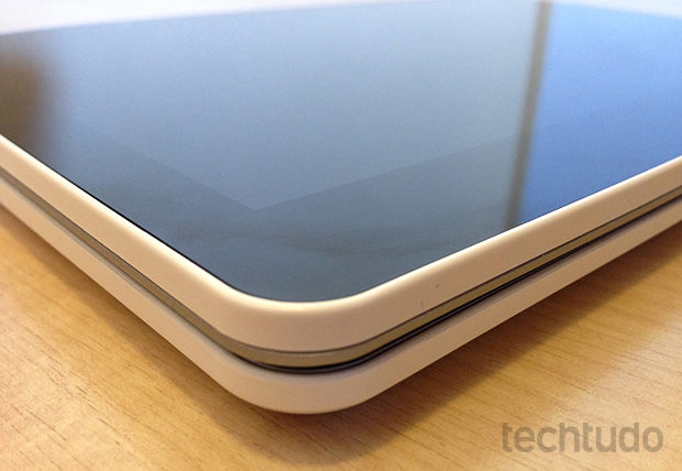LG SlidePad (Foto: TechTudo/André Fogaça)