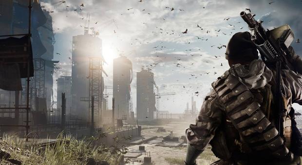 Battlefield 4 trará cenários grandiosos e ainda mais mobilidade. (Foto: Divulgação)
