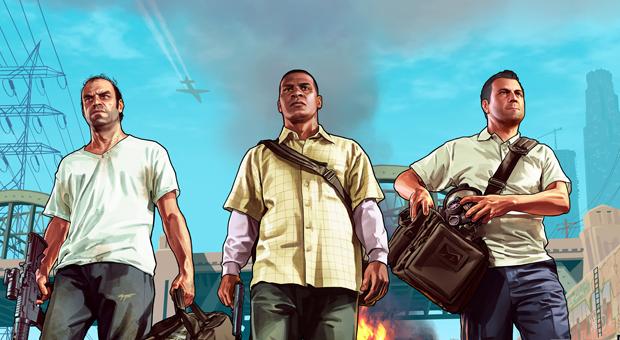 GTA V terá três protagonistas. (Foto: Divulgação)