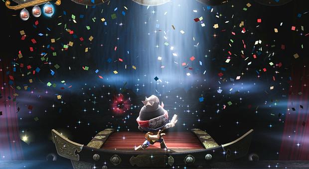 Puppeteer trará protagonista em busca da própria cabeça. (Foto: Divulgação)