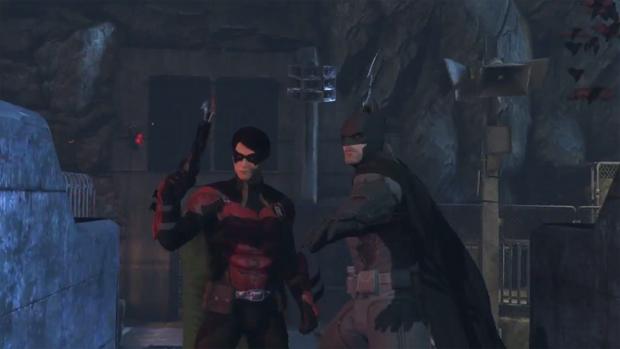 Batman: Arkham Origins surpreendeu ao apresentar multiplayer (Foto: Reprodução)