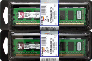 Kingston é uma das marcas mais comuns e eficientes no custo x benefício (Foto: Reprodução/Tom's Hardware)