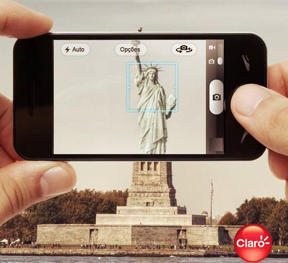 Clientes da Claro poderão acessar o Facebook sem custo (Foto: Reprodução/Facebook/Claro)