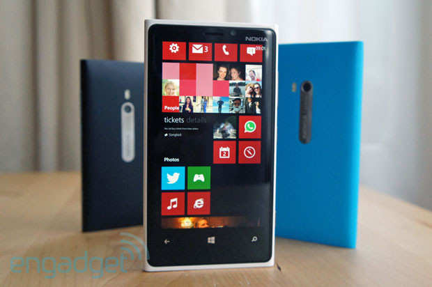 Amber para dispositivos Nokia vazou na Internet (Foto: Reprodução/Engadget)