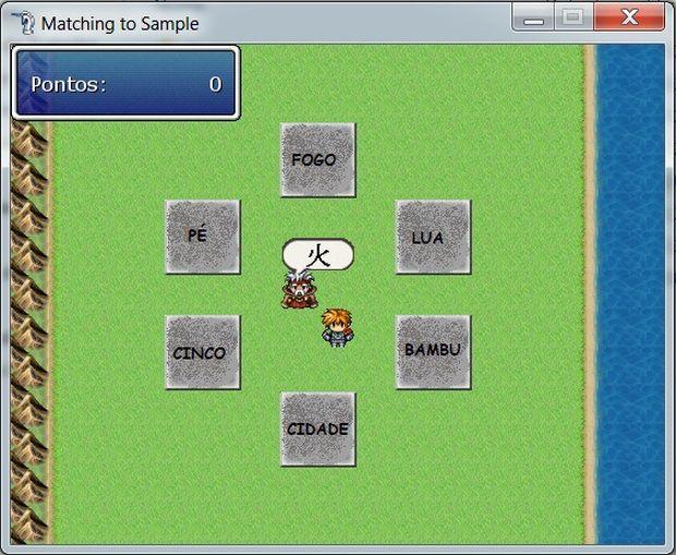 O uso do programa RPG Maker marcou o início do mestrado de Flávio (Foto: Divulgação)