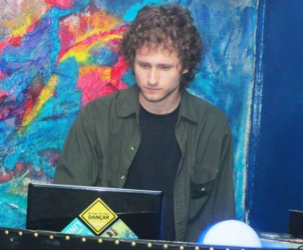 Flávio Gerab, psicólogo pesquisador na área de comportamento e games (Foto: Djclub Bar/Divulgação)