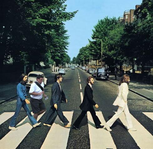 """Nem os Beatles escaparam do """"cara no meio do caminho"""" (Foto: Divulgação)"""