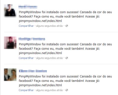 PimpMyWindow manda mensagens para os seus usuários (Foto: Reprodução/Blog do Kaspersky)