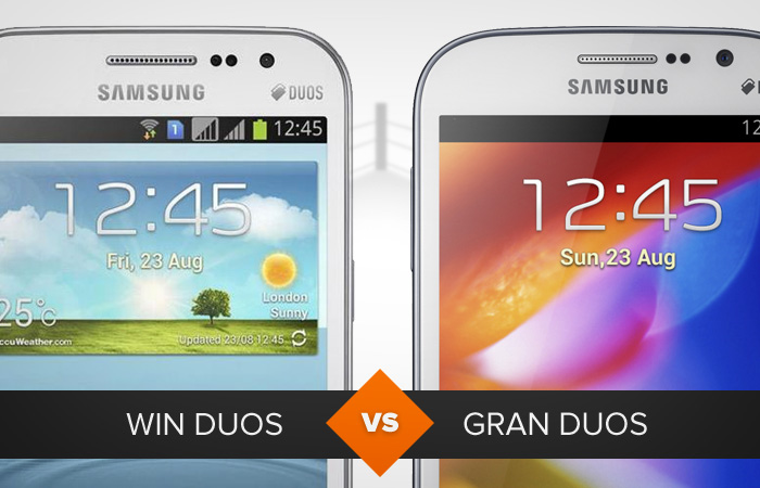 Galaxy Win Duos ou Galaxy Gran Duos? (Foto: Arte / TechTudo)