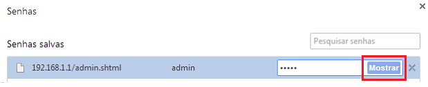 Falha de segurança no Chrome permite que senhas sejam facilmente mostradas para quem tenha acesso à máquina (Imagem: Daniel Pinto) (Foto: Falha de segurança no Chrome permite que senhas sejam facilmente mostradas para quem tenha acesso à máquina (Imagem: Daniel Pinto))