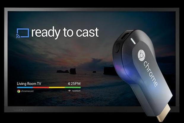 Chromecast é nova alternativa para reproduzir conteúdo do computador na televisão (foto: Divulgação)