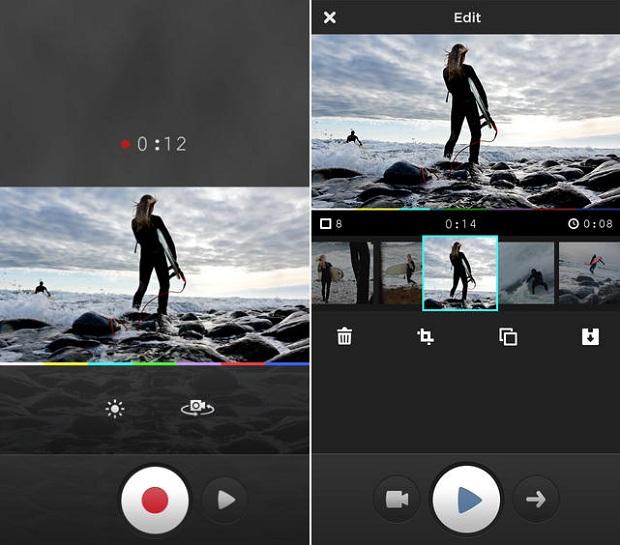 MixBit chega ao mercado para concorrer com Vine e Instagram (Foto: Reprodução/App Store) (Foto: MixBit chega ao mercado para concorrer com Vine e Instagram (Foto: Reprodução/App Store))