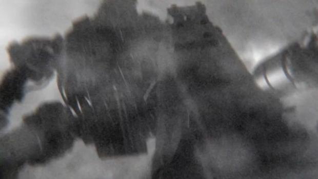 Robô de 300 metros será uma das ameaças na história Origins de Black Ops 2 (Foto: GameInformer)