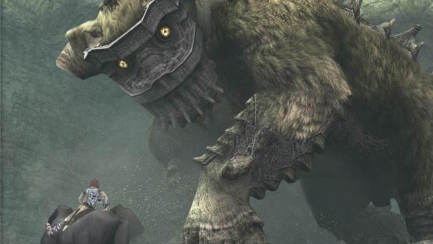 Fãs esperam Shadow of The Colossus grandioso. (Foto: Reprodução)