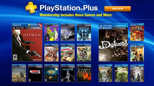 Grandes jogos são oferecidos aos assinantes da PSN Plus. (Foto: Reprodução)