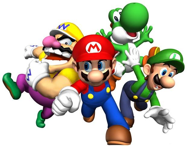 Mario e sua turma são os verdadeiros astros do mundo dos games (Foto: Divulgação) (Foto: Mario e sua turma são os verdadeiros astros do mundo dos games (Foto: Divulgação))