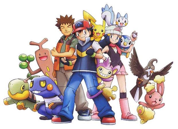 A franquia Pokémon continua firme e forte todos os anos (Foto: Divulgação) (Foto: A franquia Pokémon continua firme e forte todos os anos (Foto: Divulgação))