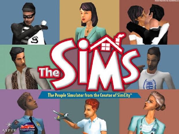 The Sims original o começo de uma febre (Foto: Divulgação) (Foto: The Sims original o começo de uma febre (Foto: Divulgação))