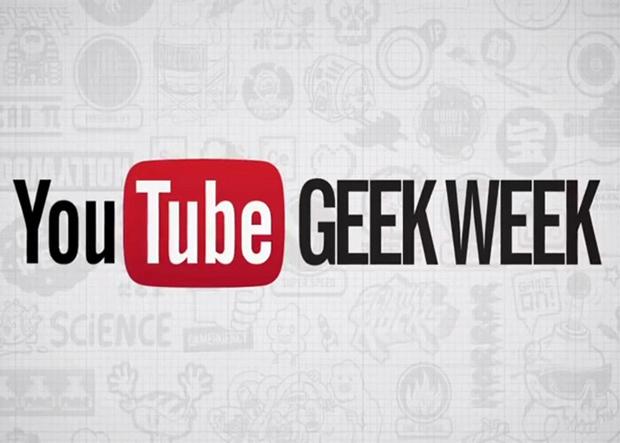 Google esconde jogos no Youtube para celebrar a Geek Week (Foto: Divulgação)
