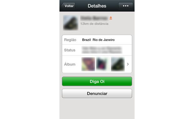 Como usar o recurso Agitar do WeChat (foto: Reprodução/João Kurtz)