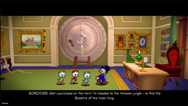Ducktales Remastered (Foto: Divulgação)