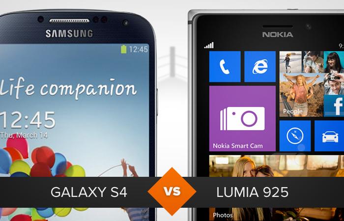 Galaxy S4 ou Lumia 925: qual leva a melhor? O TechTudo analisa (Foto: Arte/TechTudo)