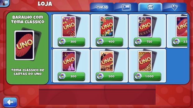 Game traz opções visuais para personalização. (Foto: Reprodução)