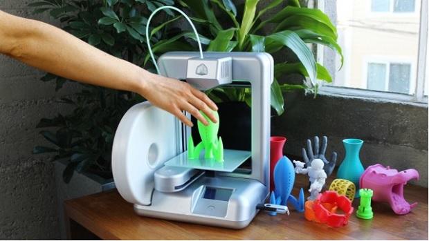 Impressora 3D já disponível no e-commerce da Livraria Saraiva (Foto: Reprodução)